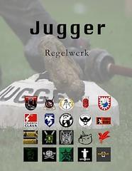 Titel Deutsches Jugger - Regelwerk 2.0