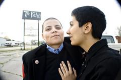 Aaron and Alanna (60) (Vinton J Bayne) Tags: love aaron alanna skinhead skinheads