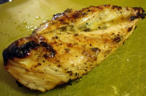 Lime Thyme Chicken