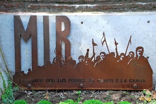 Mir Memorial, Parque por La Paz