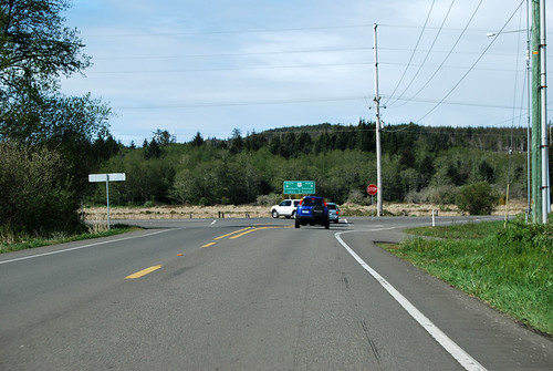 US 101 Alt @ US 101 northward