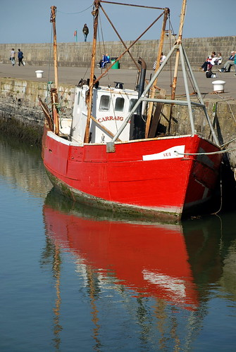 Howth Cliff Walk Harbour