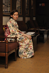 casual (moligami) Tags: japan silk kimono obi kitsuke fukuroobi bingatakimonosilkfukuroobikitsukejapan