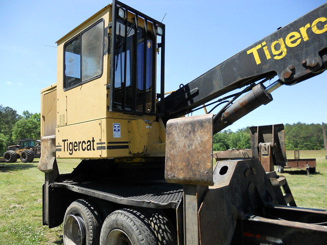 Tigercat 230 Knuckleboom Loader For Sale 02 by Jesse Sewell