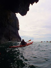 Rhoscolyn, Sea Kayaking