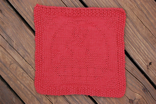 March Mystery Dishcloth KAL