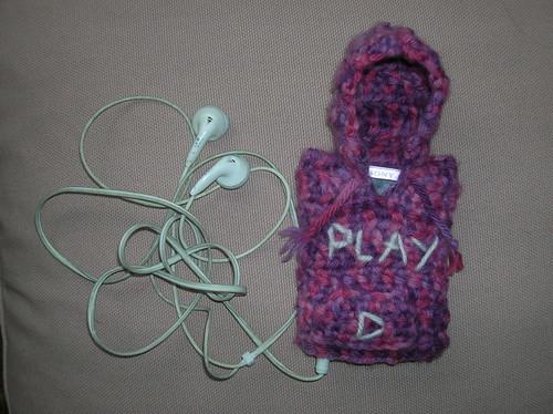 Walkman hoodie
