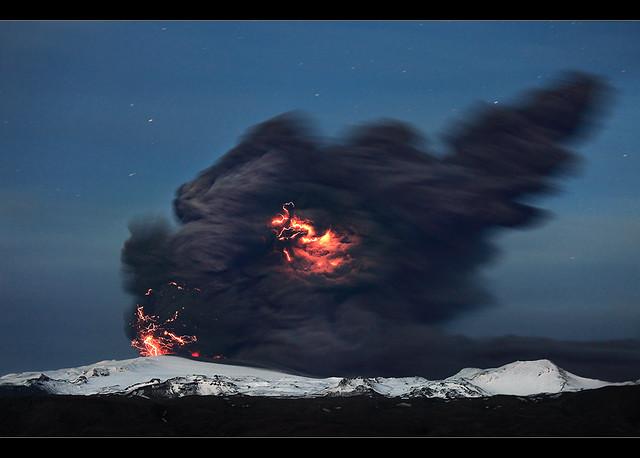 Ash Cloud II - Eyjafjallajökull Eruption