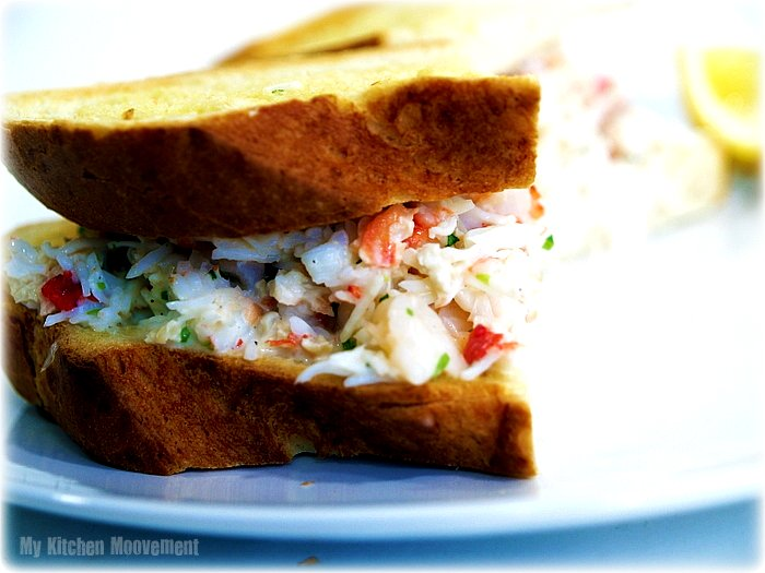 crab prawn sandwich_mykitchenmoovement