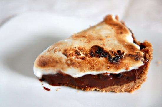 S'more Pie 550
