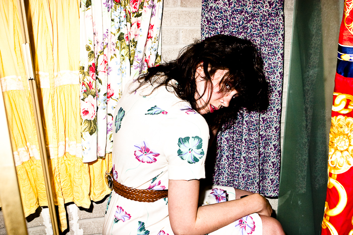 Portrait: Adria @ 69 Vintage, Queen St. W., Toronto
