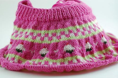 Cupcake Sweater 2 - in progress 02