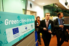 Green Capital Seminar in Brussels