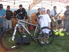 2010 Sea Otter Classic - Contest Winner Ella Scales