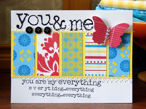 You & Me (card)