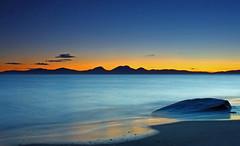 First Star (IMG_8395) (Ginger1880) Tags: sunset water canon scotland argyll jura 1855mm westcoast hitech papsofjura kilberry formatt portban 450d canon450d 09hardgrad