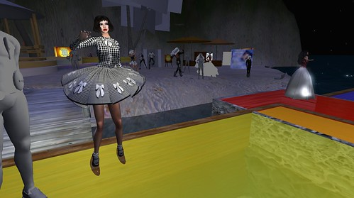 raftwet jewell at the pocket in second life