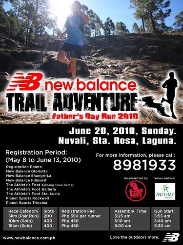 new balance trail adventure run 2010