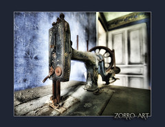 leave behind (Zorro-Art) Tags: vienna wien old leave stone photoshop canon lost grey sterreich high place dynamic alt decay steel empty sigma away places move filter forgotten exit forsaken quit rost desolate range 1020 stein hdr decayed verlassen stahl cs4 autria tonemapping wracked forsake abndoned zorroart revesit