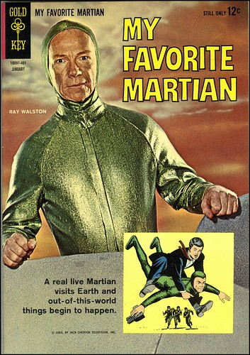 My Favorite Martian #1