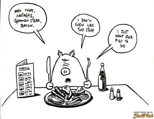 Selfish Pig