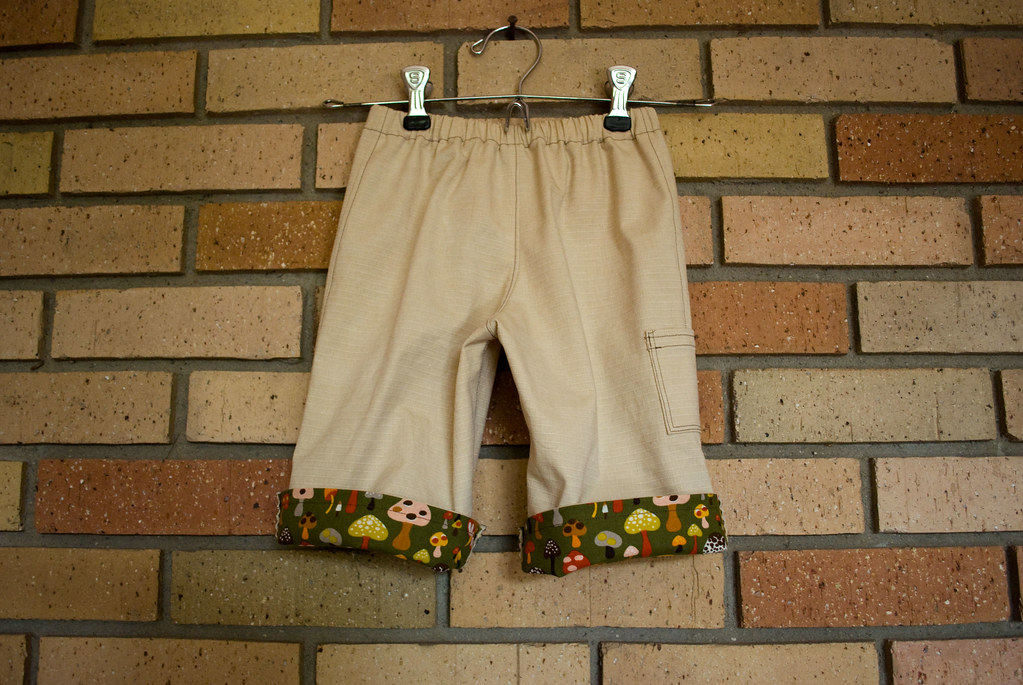 Baby Hiking Pants