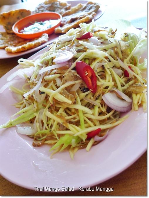 Thai Mango Kerabu
