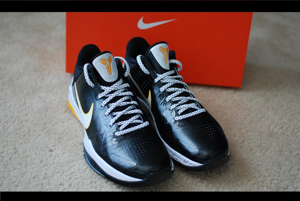 promo code 982c9 f5bc8 Kobe Zoom V Del Sol (Jordan Rivera) Tags  del dark nikon shoes chaos