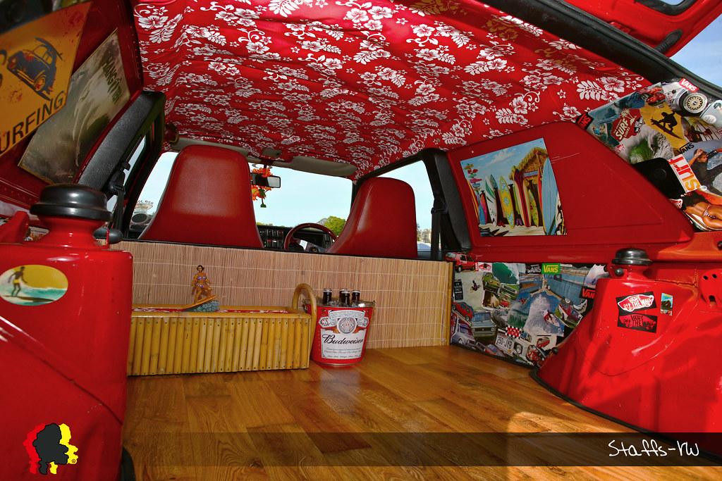 Rusty The Surf Van