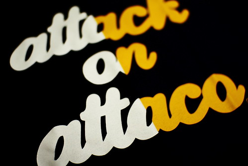 attaco T-shirt