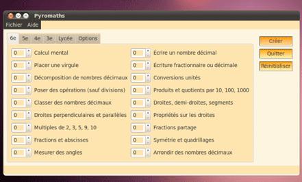 Pyromaths-Ubuntu
