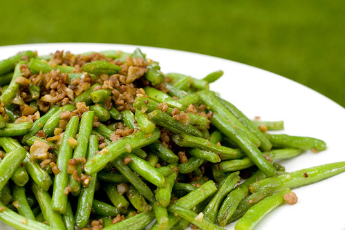 String Beans with Minced Pork 2
