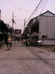 Nagahama Street Scene