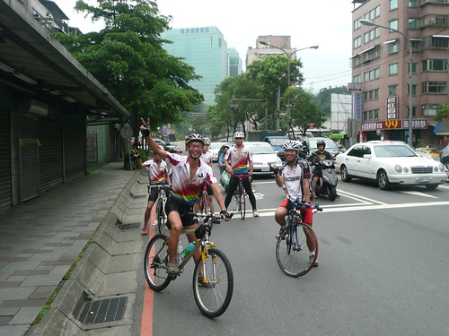 Fellow Cyclists