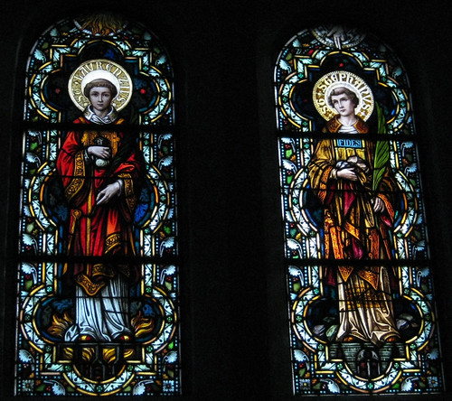 St. Lawrence and St. Stephen