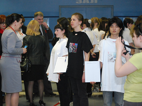 Charity Auction ©  U.S. Consulate Vladivostok