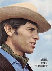 El Cordobes (glen.h) Tags: spain 60s espana 1960s corrida sixties matadors toreros elcordobes picadors manuelbenitez