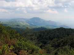DoiInthanon vue de la montagne