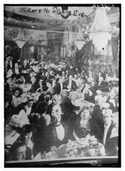 Cafe, New Year's Eve (LOC)