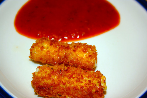 Day 147 {Mozzarella Sticks}