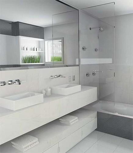 banheiros decorados modelos