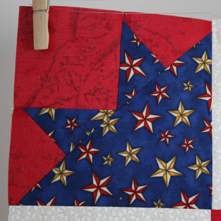 Quilt of Valor Block 02