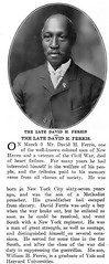 David Ferris, Civil War Veteran of New Haven Dies - Crisis Magazine, May, 1912 (vieilles_annonces) Tags: old people black history vintage print scans african harvard negro teens scan historic retro ephemera nostalgia american historical americana colored newhaven 10s 1912 yale magazines 1910s articles folks oldphotos civilrights journalism newsclipping blackhistory vintagephotos africans civilwarveteran africanamericanhistory negroes peopleofcolor vintagephotographs vintagemagazine coloredpeople davidferris negrohistory blackpress blacknews williamferris