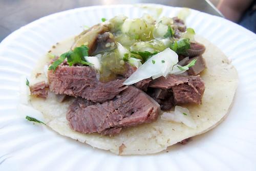 East LA Foodie C'Rave aka Crawl:  Santa Rita, Jalisco Taco Truck