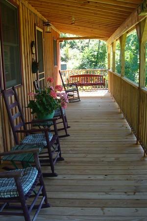blue ridge cabin