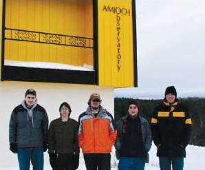 AMJOCH Observatory: Geosynchronous Satellite Tracking