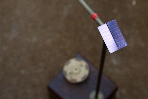 Solar Pendulum