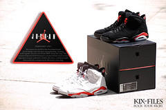 Nike Air Jordan 6 Retro Infrared Pack