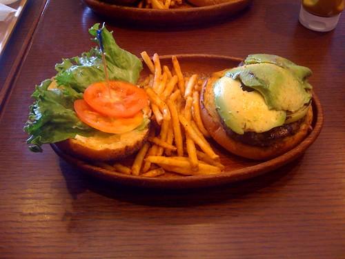 hamburguesa KUA-AINA   II