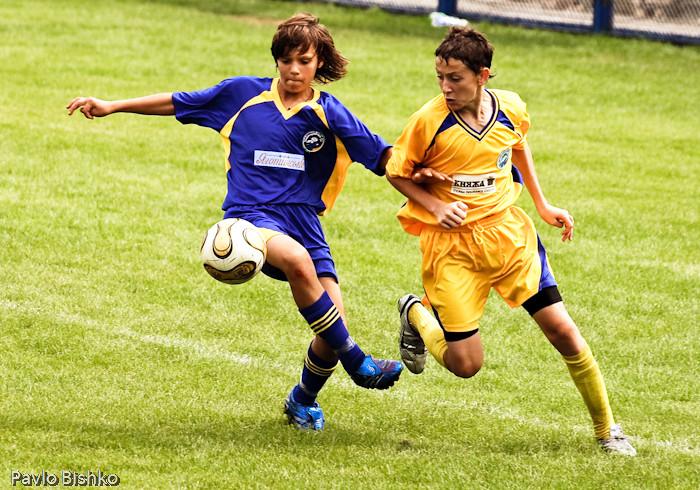 Стадіон у Добромилі